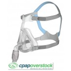 Quattro™ Air Full Face Mask with Headgear - large