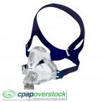 Quattro™ FX Full Face Mask with Headgear- Small