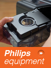 Philips CPAP Equipment